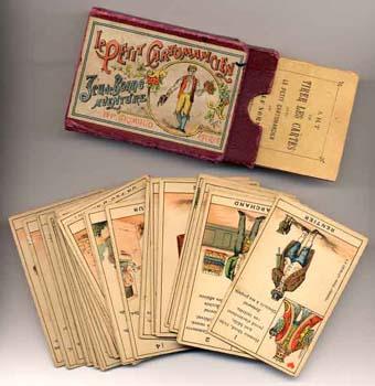 Le Petit Cartomancien (1890) Tarot1